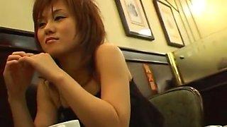 Exotic Japanese girl Hikaru Hayami, Sakura Ichinose, Ren Hitomi in Amazing BDSM, Dildos/Toys JAV scene
