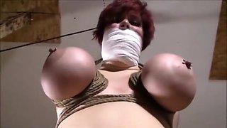 Jolie Rain [Brendasbound] - Not the fucking bucket - Big Breast Bondage