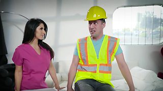 Brazzers - Dirty Masseur -  Workers Cumpensat