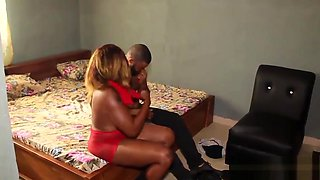 South African Babe Fucked Her Nigerian Pornstar Boyfriend'_s Big Dick - NOLLYPORN
