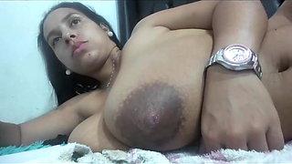 Asian big boobs and nipples