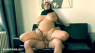 SEX WITH MUSLIM MOM