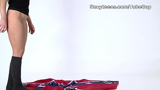 Nina Kurganova - Gymnastic Video part 4