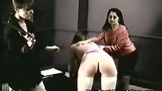 Punishment Podium
