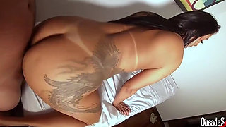 POV with a Brazilian Anal Queen Alessandra Marques