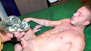 BAREBACKTHATHOLE Rico Fatale Barebacked By Hung Romeo Davis