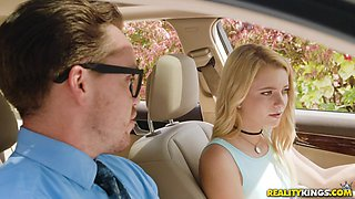 Riley Star is a hot blonde craving to be penetrated by a hunk