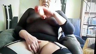 Fabulous Homemade movie with Hairy, Masturbation scenes