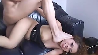 Hottest pornstar Lady Gangster in incredible swallow, midgets xxx movie