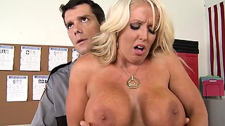 Brazzers - Mommy Got Boobs - Big Boobs Behind