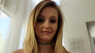 DadCrush- Fathers Day Surprise From Cute Step Daughter