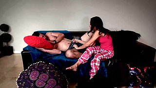 Dad boss's daughter blowjob Slumber Party With Stepdad