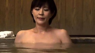 Japanese big boobs hairy 3sum