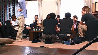 Japanese schoolgirls creampie interview (part 4)