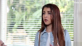 Innocent 18yo Teen Sally Squirt Gets Banged Out on BangBros (bbe14995)