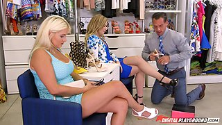 Petite girl called Holly Hanson is still among the best cock riders