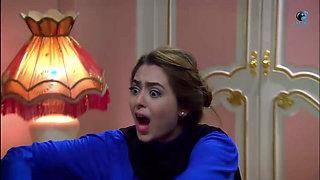 Heba Magdi screaming