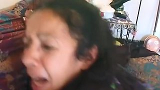 LJ95 Laila Chessum (Maria) soubrette poilu sodomised