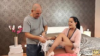 Daddy Of Lazy Boyfriend Is More Passionate In - Dolly Diore