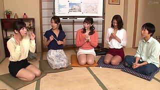 7 Japanese women for 1 man