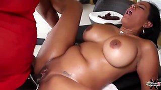 Squirting Latina Milf - Maxine X