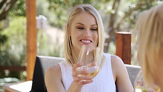 BLACKED Ash Hollywood and Kate England Share BBC