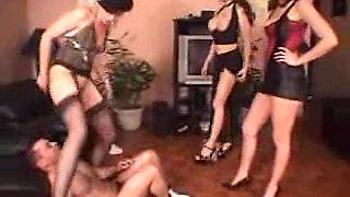 three Mistresses - Outlandish & Severe Humiliation