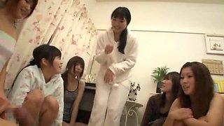 Amazing Japanese slut Megumi Shino in Exotic Femdom, Face Sitting JAV movie