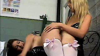 Hospital BDSM Spanking