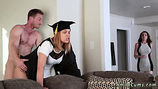 Milf ally's daughter threesome The Graduate