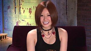 Exotic Japanese slut Ruri Haruka in Horny JAV uncensored Dildos/Toys clip