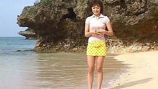 Incredible Japanese chick Natsumi Akimoto in Crazy Blowjob/Fera, Outdoor JAV video