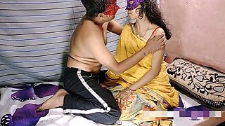 Explicit Anal Fucking Of Skinny Indian Aunty