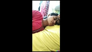 Indian married hot nude sex with lover