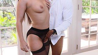 TLBC-  Hot Married Secretary Gives Boss Her Ass
