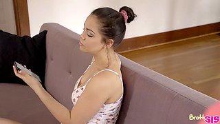 Alina Lopez sister brother study partner tutor