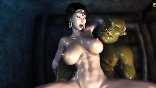 Secret of Beauty Orc Ritual