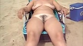 Nudist Mature wife