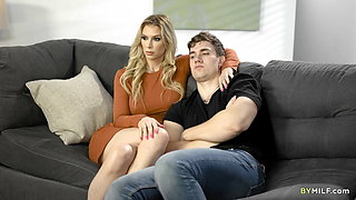 Brooke Banner finds out her stepson is in love with her